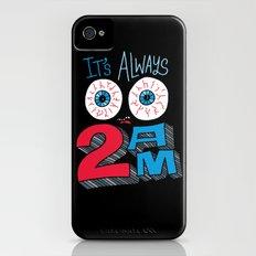 2AM iPhone (4, 4s) Slim Case