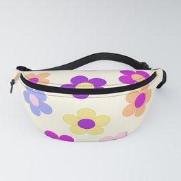 Flower Power Design Fanny Pack