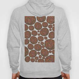 Chocolate Freckle  Hoody