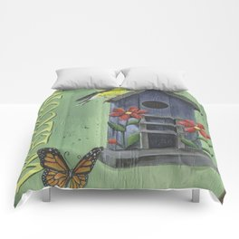 Welcome Goldfinch Comforters