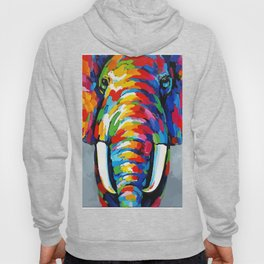 Color in my Mind Hoody