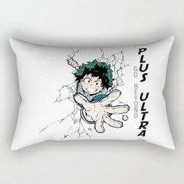 Go Beyond! Plus Ultra! Rectangular Pillow