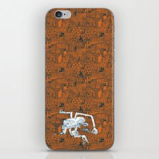 Monkey Town ! iPhone & iPod Skin