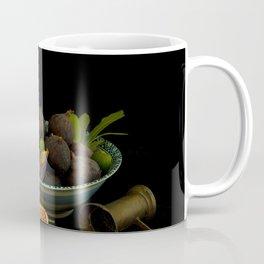 Still Life with Figs and Wine Coffee Mug