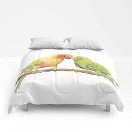 Parakeet - Friendship Comforters