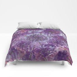 Allium in Toronto Comforters