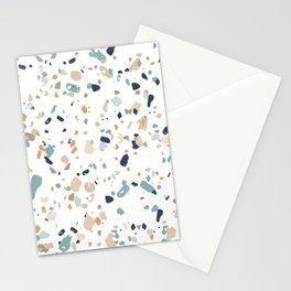 Italian terrazzo Stationery Cards
