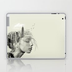Reflection, New York City Laptop & iPad Skin