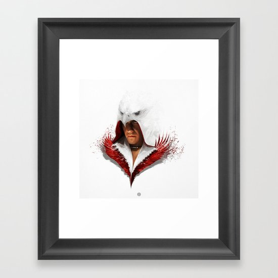 AWAKENING OF THE SIXTH Framed Art Print