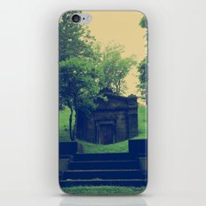 Her Secrets Were Buried With Her iPhone & iPod Skin
