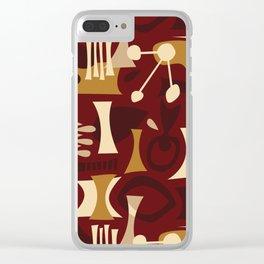 Mauna Loa Clear iPhone Case