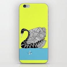 Ugly Swan iPhone & iPod Skin