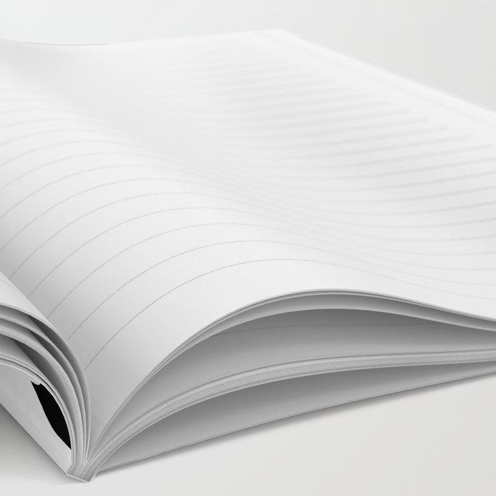 Notorious RBG Ruth Bader Ginsburg Notebook