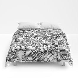 GROCER Comforters