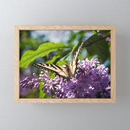 Love Remains a Secret Framed Mini Art Print