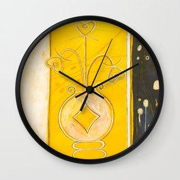 Morocco 9 Wall Clock