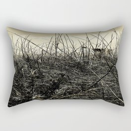 Desperation Rectangular Pillow