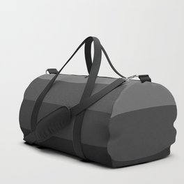 Four Shades of Black Duffle Bag