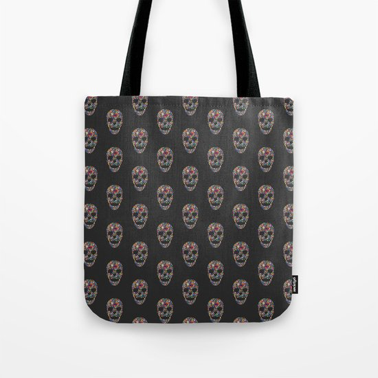 Under Your Skin in Glorious Technicolor Tote Bag