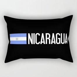 Nicaraguan Flag & Nicaragua Rectangular Pillow