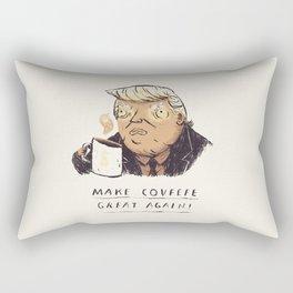 make covfefe great again! trump print Rectangular Pillow