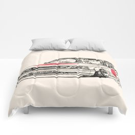 Crazy Car Art 0176 Comforters
