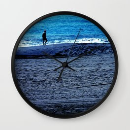 New world to conquer Wall Clock