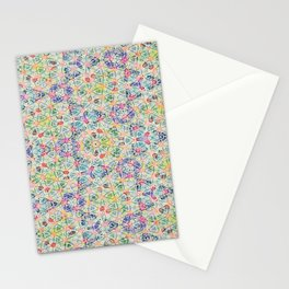 blue way Stationery Cards