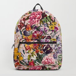 Exotic Garden - Summer Backpack