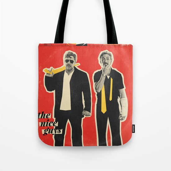 The Nice Guys Tote Bag