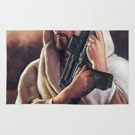 Assault Rifle Messiah Rug