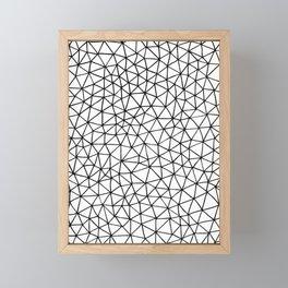 Connectivity Framed Mini Art Print