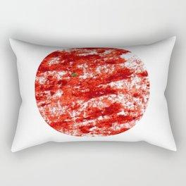 Flag of japan 3- Chalk version. Rectangular Pillow