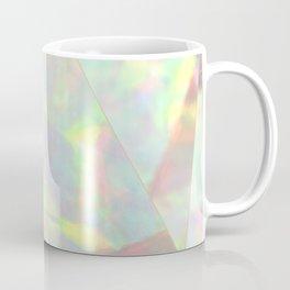 Milky White Opal Coffee Mug
