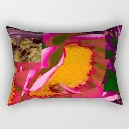 Fragmented Beauty I Rectangular Pillow