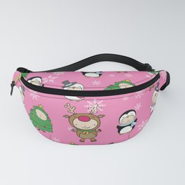 Children Christmas Costumes Pattern 11 Fanny Pack