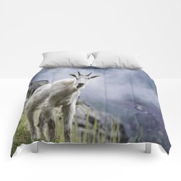 Mountain Goat Comforters