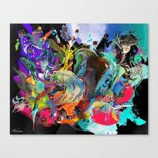 Transition Canvas Print