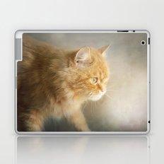 The Ginger Hunter.... Laptop & iPad Skin