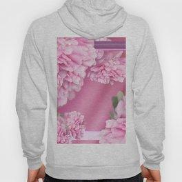 Pink Peonies In Frame #decor #society6 #buyart Hoody