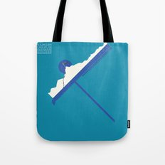 Mount Everest Tote Bag