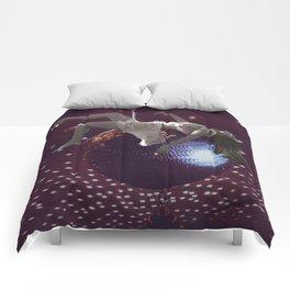 disco fever Comforters