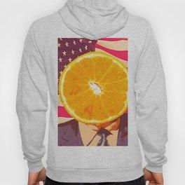 Orange for President Hoody