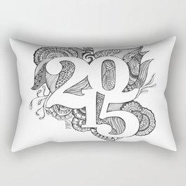 2015 Rectangular Pillow