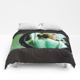 Laundromat Comforters