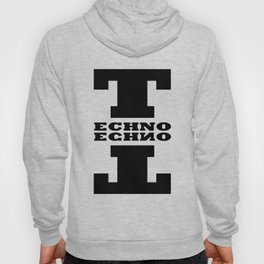 Techno Anagram Hoody
