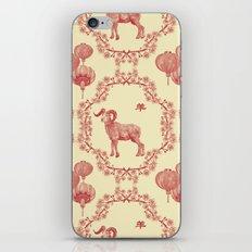 Year of the Ram iPhone & iPod Skin