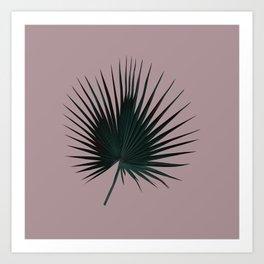 Palm Leaf Edition Art Print