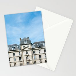 Hermine Castle Stationery Cards