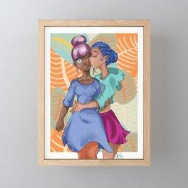 More Buns To Love Framed Mini Art Print